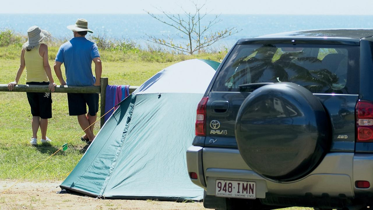 Mackay Regional Councillors will vote on Wednesday on recommendations to change fees at two camping grounds. Picture: File.