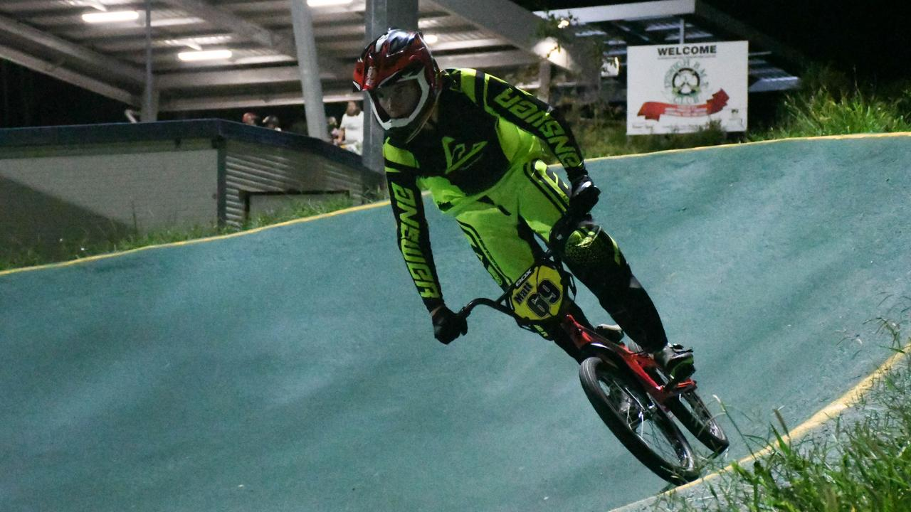 Ipswich BMX Club officials have welcomed back 300 riders. Picture: Gary Reid