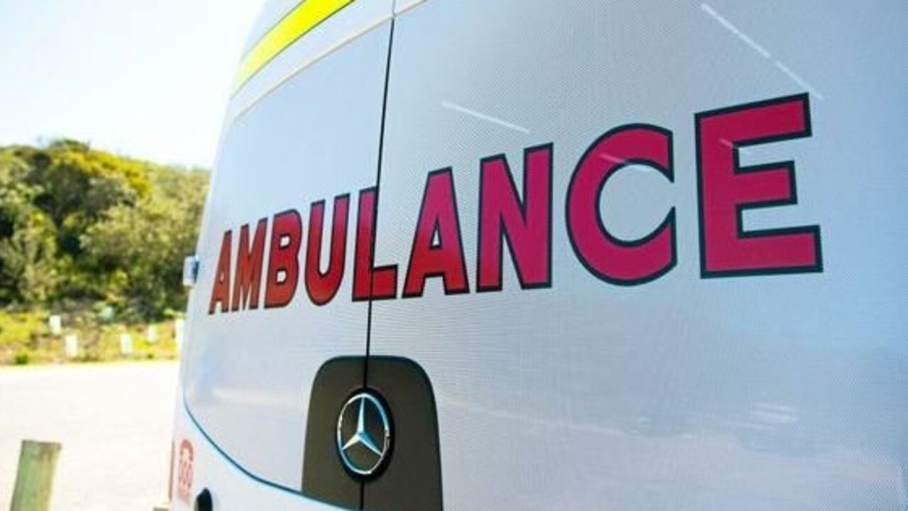 A girl was taken to the Capricorn Coast Hospital following a motorcycle accident at Bondoola on Sunday night.