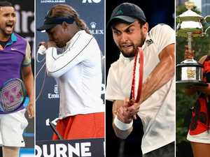 Tennis Tackle: Australian Open likes and dislikes