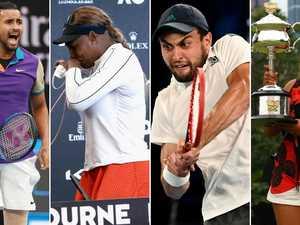 Tennis Tackle: Australian Open likes and dislikes