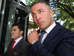 Burgess allegedly on cocaine en route to children