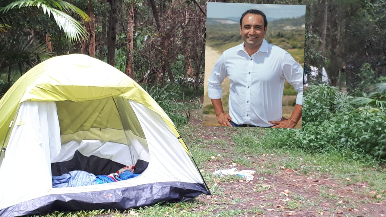 When it comes to the region's homelessness crisis, Coffs Harbour MP Gurmesh Singh says there simply aren't enough homes being approved.