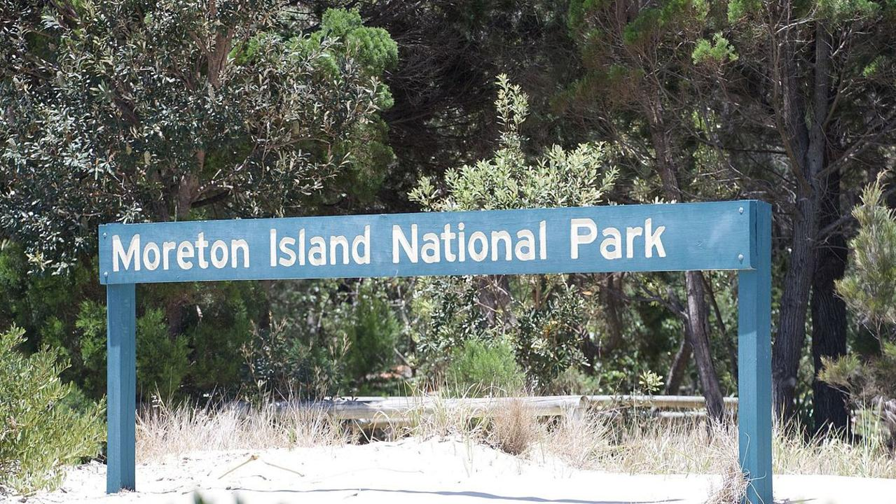 Moreton Island National Park is popular with tourists.