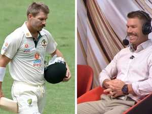 Warner clarifies commentary kerfuffle