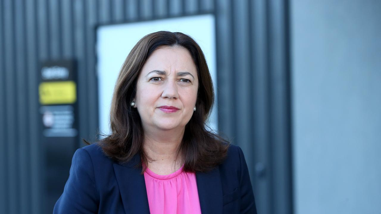 Queenslanders are being kept in the dark over how Annastacia Palaszczuk has used her private email account.