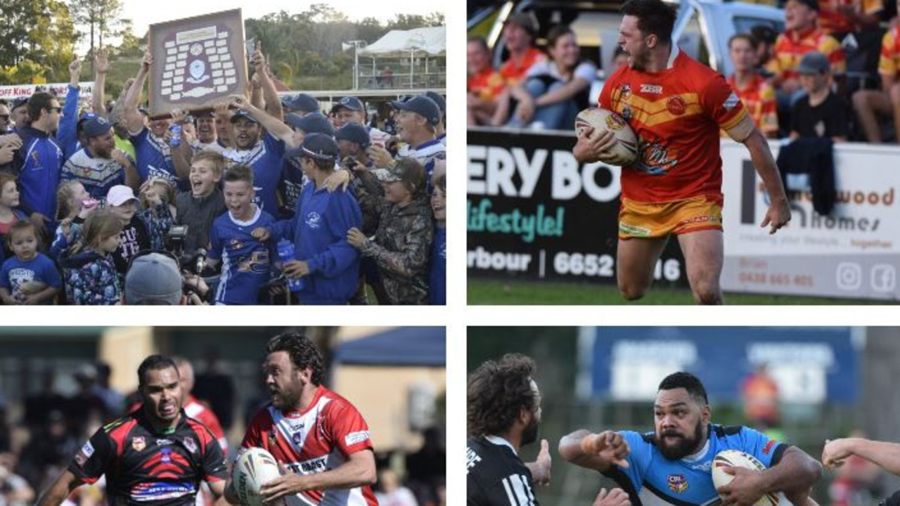 IN OR OUT: Group 2 rugby league will feature seven teams in first grade which will kick off on April 17 this year.