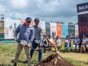 First sod turned on $122m Bay housing development