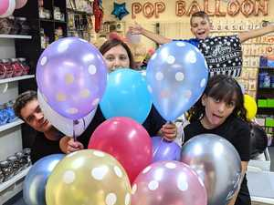 Family bursts onto party scene with new store