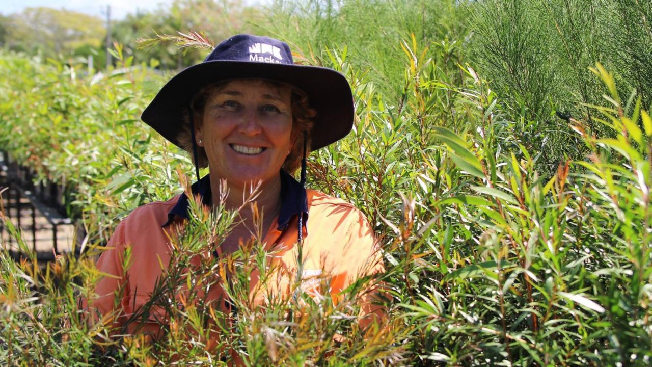 Mackay Regional Council's free native plant program is part of its Environmental Sustainability Strategy 2017-22. Picture: Mackay Regional Council.