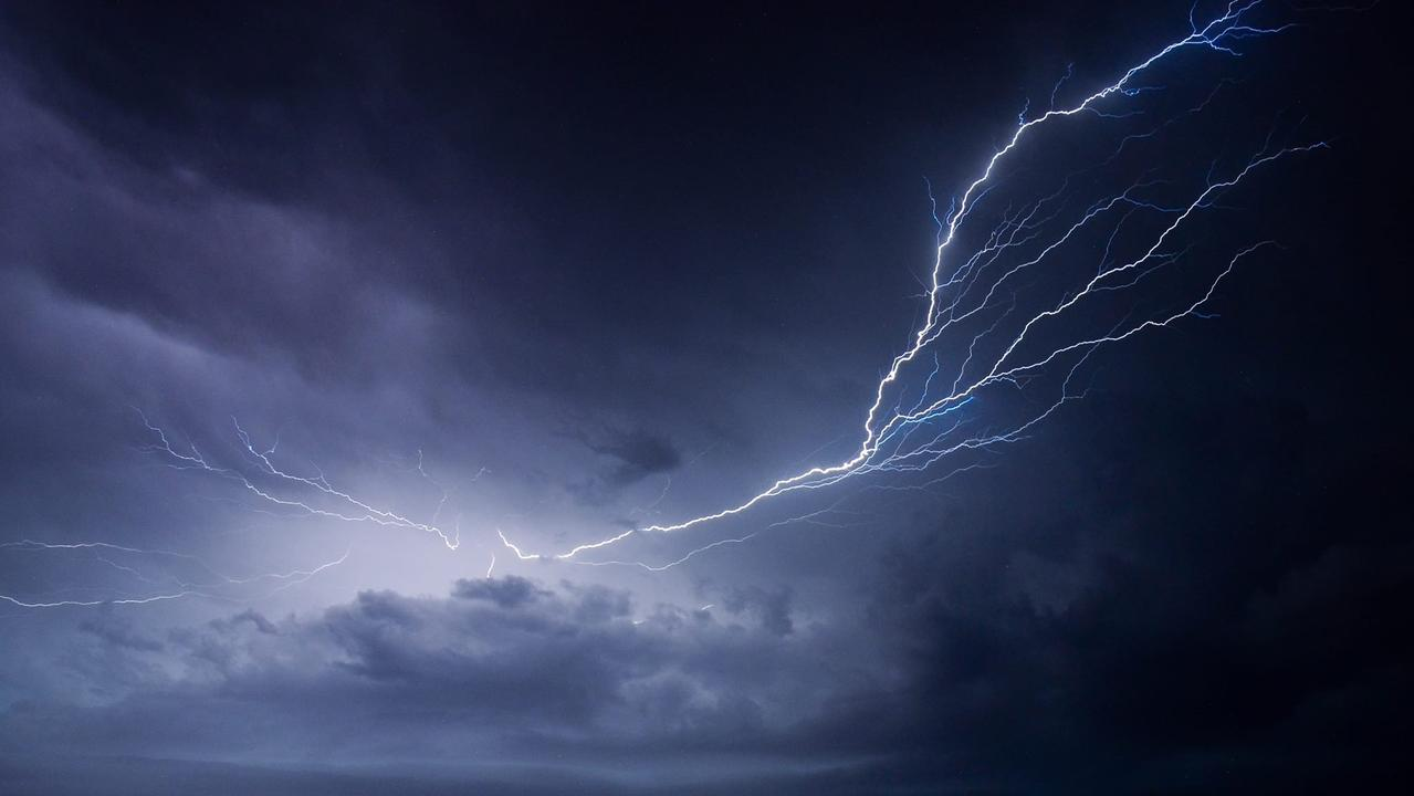 THUNDER STRUCK: The Burnett has been warned to brace for dangerous thunderstorms which could bring damaging winds and large hailstones.