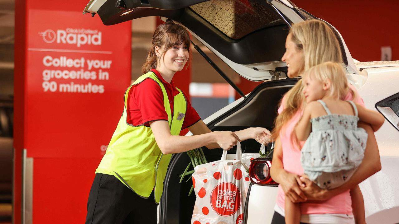 Coles Gatton will become one of the first supermarkets to offer rapid click and collect to Gatton shoppers. PHOTO: Supplied