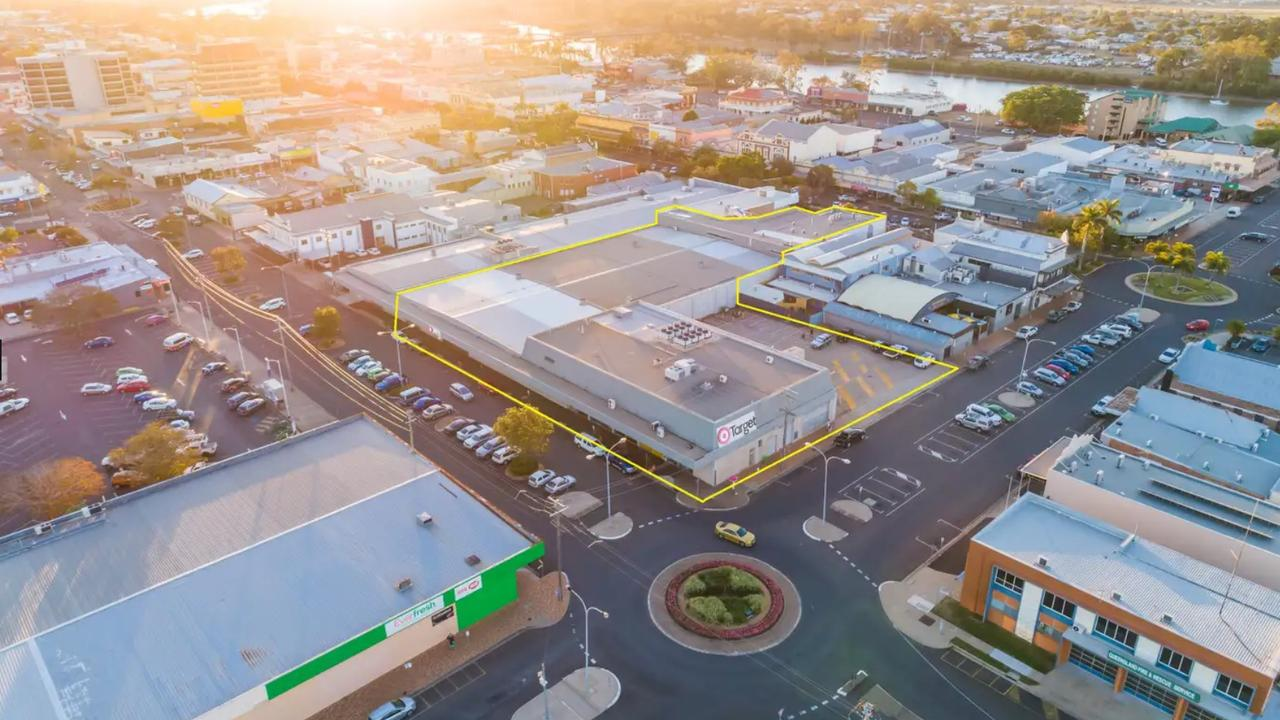 The shopping precinct which houses Target as well as other local businesses and sits on Tantitha St in Bundy's CBD has been purchased by a Sydney syndicator.