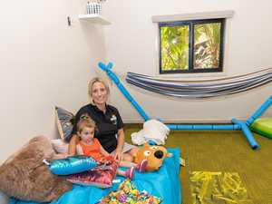 Resort unveils new sensory room for children with autism