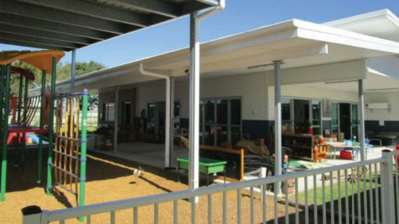 Whitsunday Anglican School Kindergarten. Picture: BSPN Architecture.