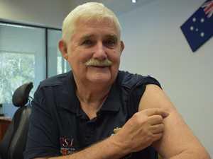 Mackay man's frank message for COVID-19 anti-vaxxers