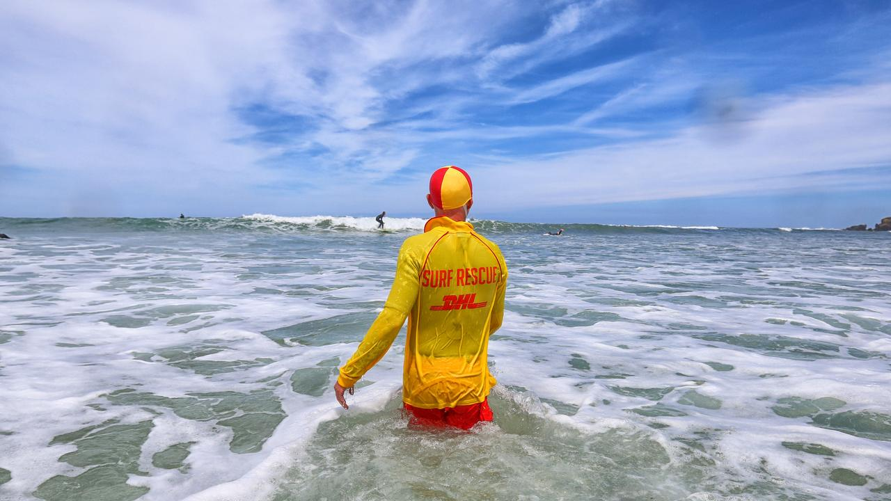 A lifesaver from a prominent Coast surf life saving family has been charged with rape. Picture: File.