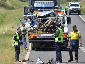 Mum, daughter deaths bring road toll to shock high