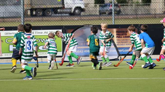 HOCKEY: Junior competition set to start this week