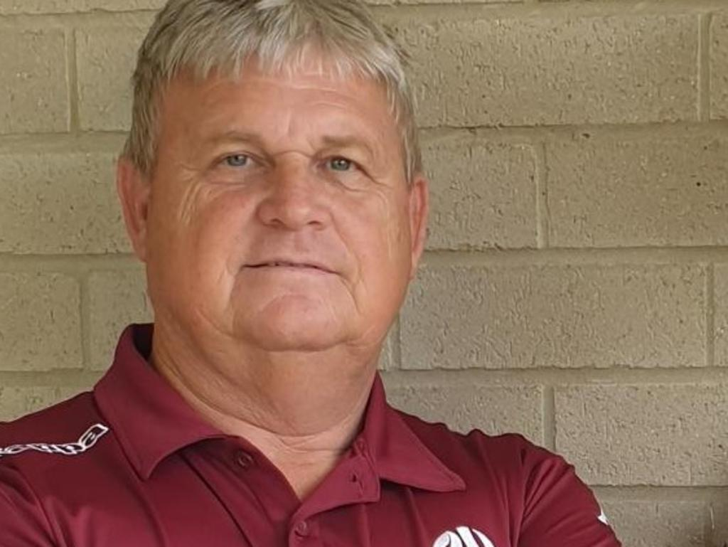 """CQ North open men's coach Gary Skinner: """"We were certainly happy with how we went."""""""