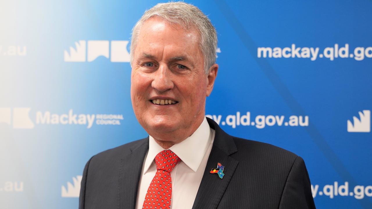 Mackay Regional Council Mayor Greg Williamson. Picture: Heidi Petith