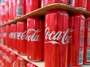 Coke's huge Aussie announcement