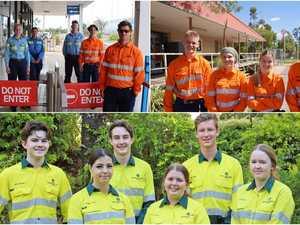 Rio Tinto employs 16 more apprentices at Gladstone