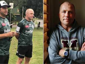 Manly great Toovey's shock rugby switch