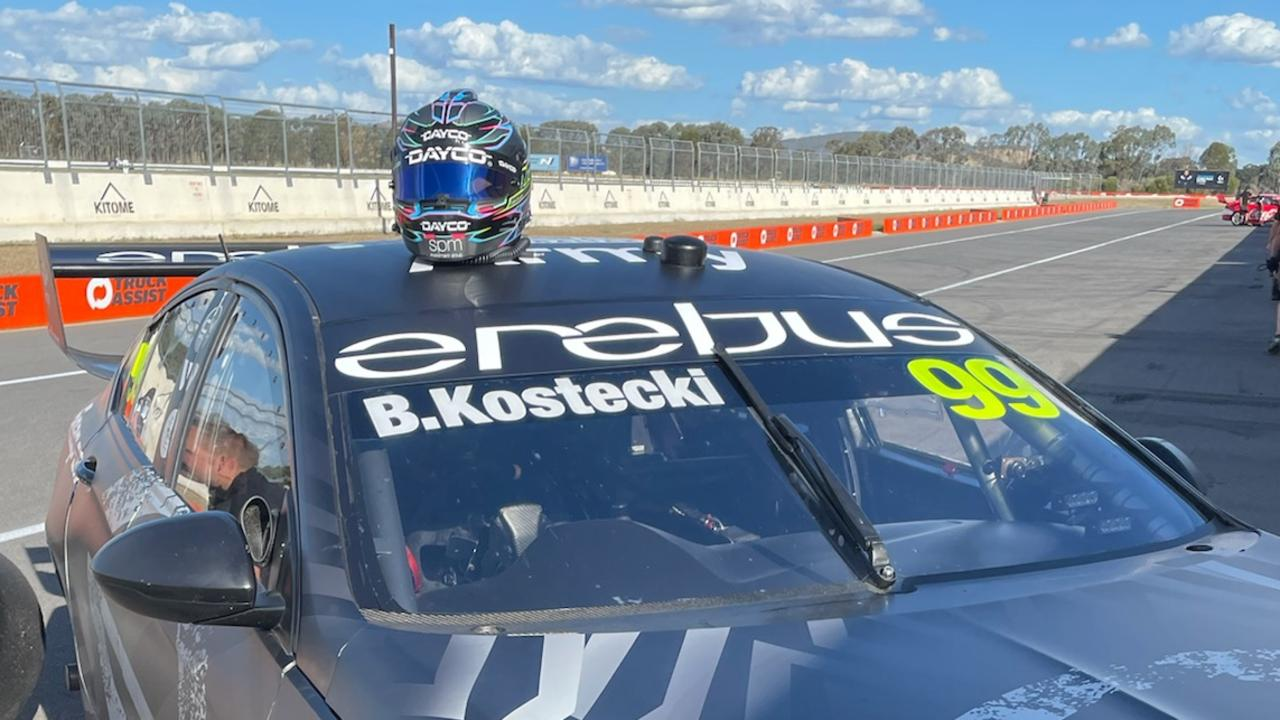 Lismore supercar driver David Russell has been given a co-driving gig at Bathurst