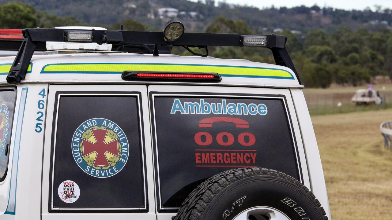 A woman has been taken to Cherbourg Hospital with arm injuries. Photo/File