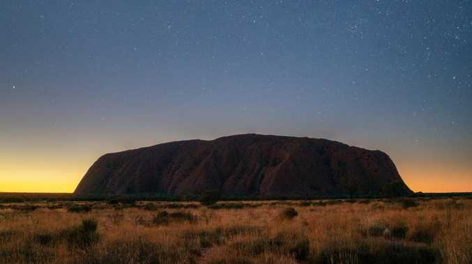 100 to travel from 'Rocky to the Rock' on Uluru flight
