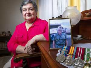 War widows push for Anzac Day parade