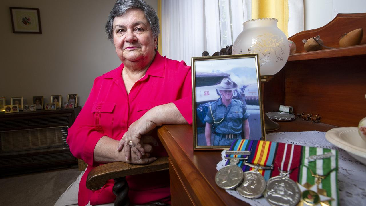 "War widows are demanding Melbourne's Anzac Day parade go ahead this year, saying ""we need to honour the fallen""."