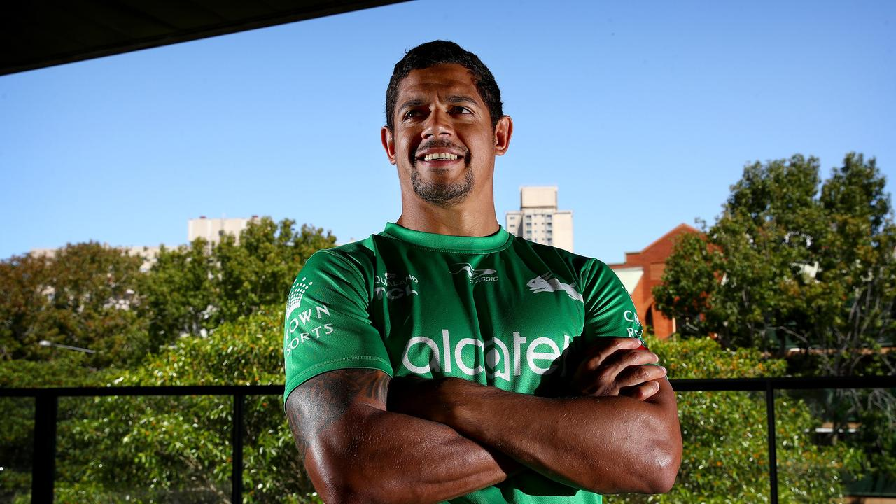 Souths star Dane Gagai plans to silence those critics who suggest he saves his best for Origin