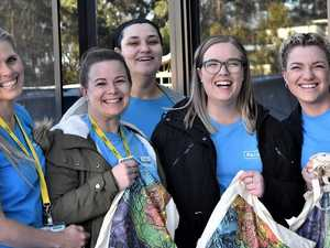 'Nervous excitement' as USC Gympie welcomes newest students