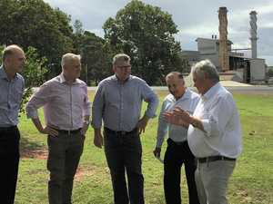 Grant comes to the rescue for M'boro canegrowers