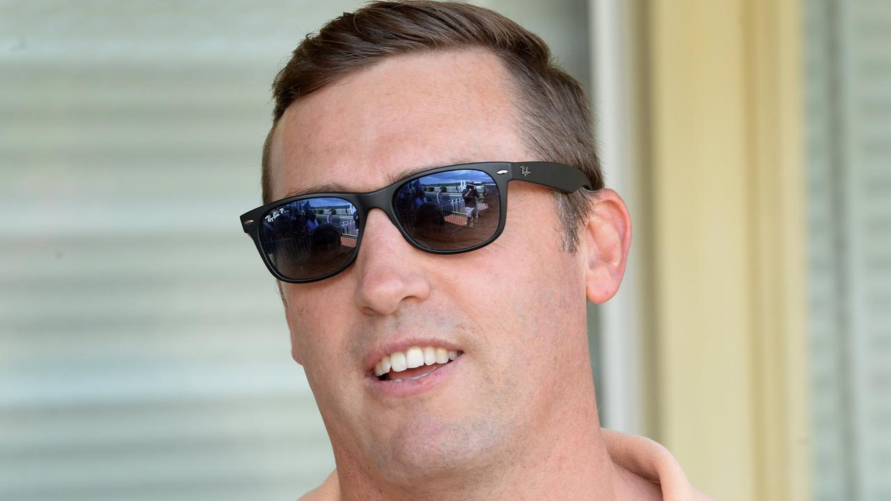 Trainer Tony Gollan is aiming for a big weekend of racing in the Sunshine Coast. Picture: Rob Williams