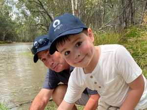 Community fights to boost fish numbers in Chinchilla waterways