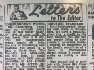 FLASHBACK: Letter writer's scathing attack on Bundy's houses