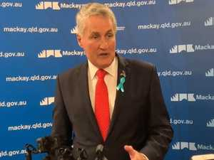 Mackay Mayor chats about nbn Disaster Satellite Service units