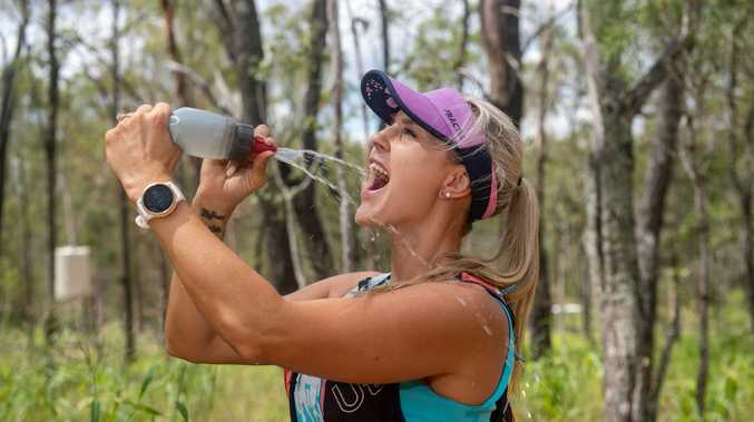 INSPIRATION: Ultramarathon Gatton nurse lines up 100 miler
