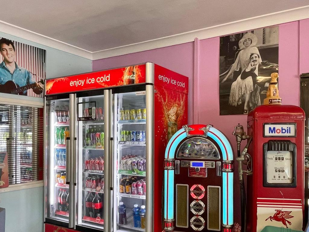 The new Rock n Roll Diner at Raceview opened to patrons this week.