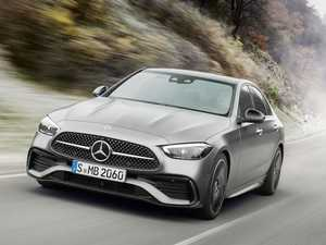 New Benz C-Class pushes luxury boundaries