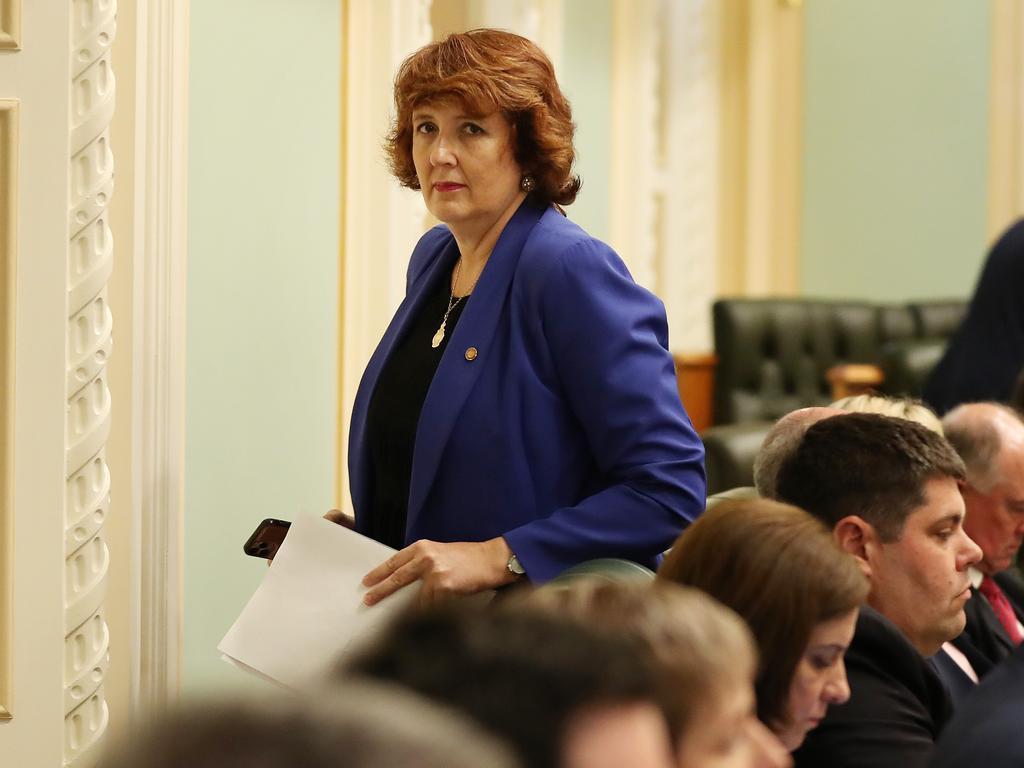 Opposition integrity spokeswoman Fiona Simpson. Picture: Liam Kidston