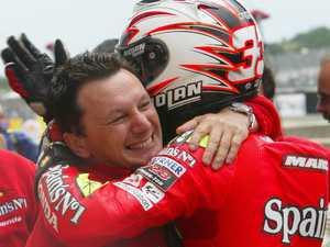 Champ's COVID death rocks motorsport