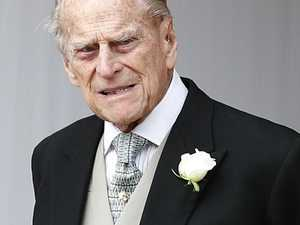 Palace reveals what's wrong with Philip