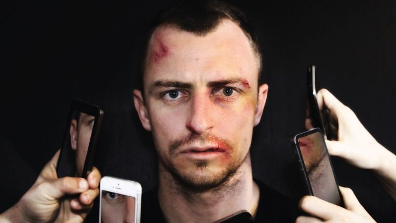 Viral a powerful new work written and devised by Shock Therapy Productions, in The Arts Centre Gold Coast 2016 season.