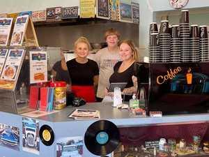 Unique cafe signals new chapter for cancer survivor