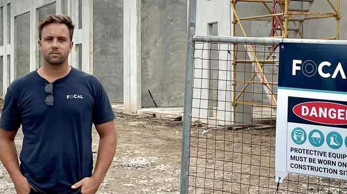 Local businesses swarm on new development
