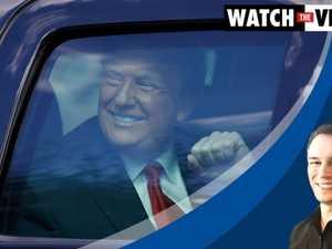 Donald Trump returning to the public spotlight